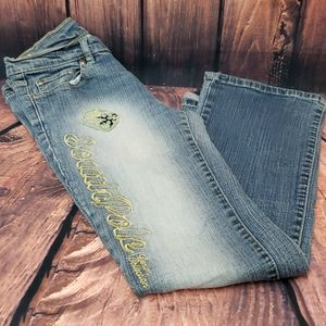 Southpole distressed embellished jeans 30 x 30